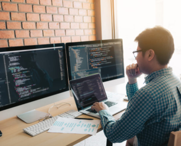 Developing,Programming,And,Coding,Technology,Working,In,A,Software,Develop